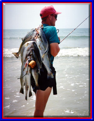 Texas Saltwater Fishing Report