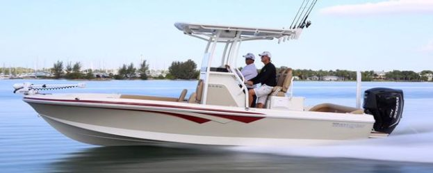 Ranger Saltwater Fishing Boats