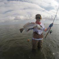 West Galveston Bay Texas Saltwater Fishing Report